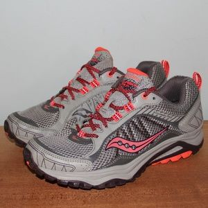 Saucony Excursion TR9 Running Shoes Women's 8